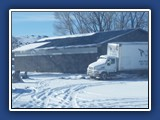 Snow on your roof = insulation. No snow = you need Moore Insulation!