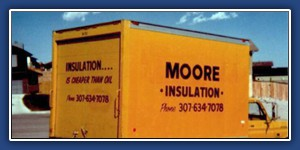 Moore Insulation Co. - Est. 1978